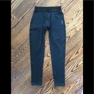 Boys Reebok playdry compression pants. Size 14/16.
